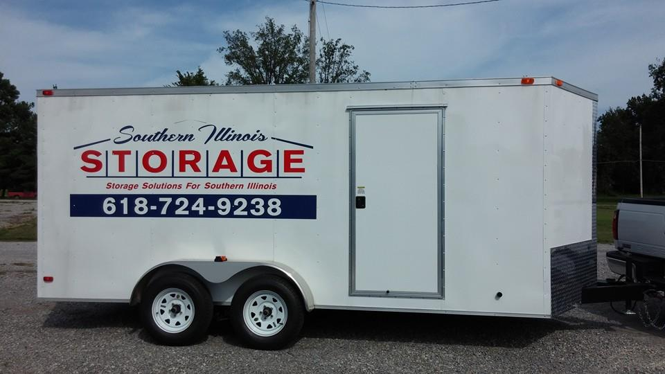 Portable Storage Trailer : Southern illinois portable storage containers