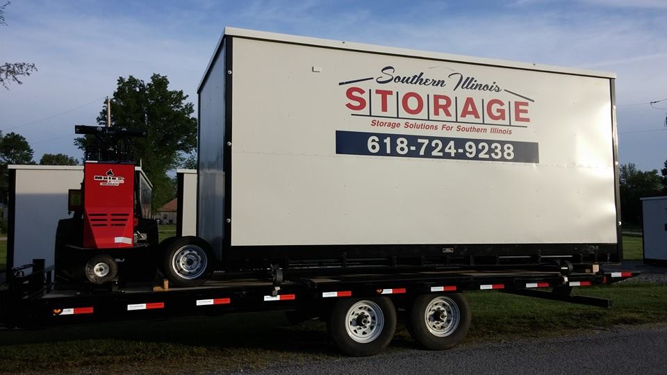 Portable Storage and Moving Containers SOUTHERN ILLINOIS STORAGE